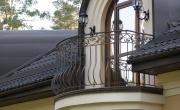 Ограждения балконов сварные