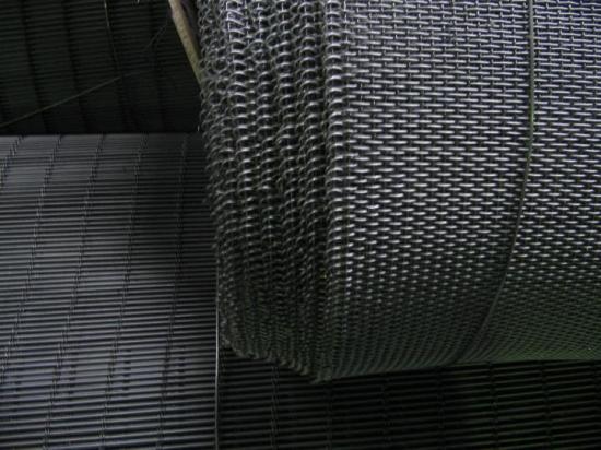 Сетка проволочная тканая фильтровальная